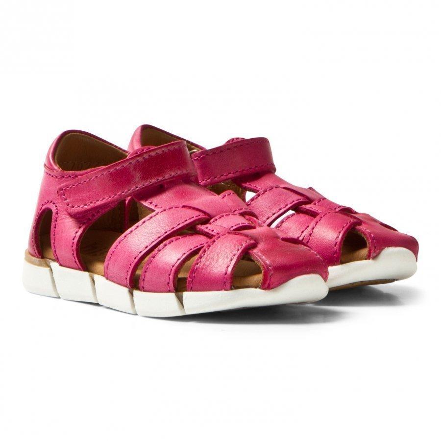 Bisgaard Sandals Pink Remmisandaalit
