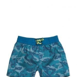 Björn Borg Boys Board Shorts Bb Water Camo 1-P