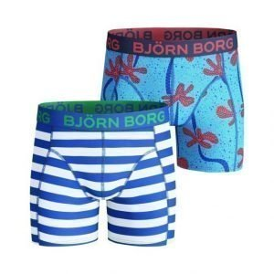 Bjorn Borg Twisted Palm Bokserit 2 Pack