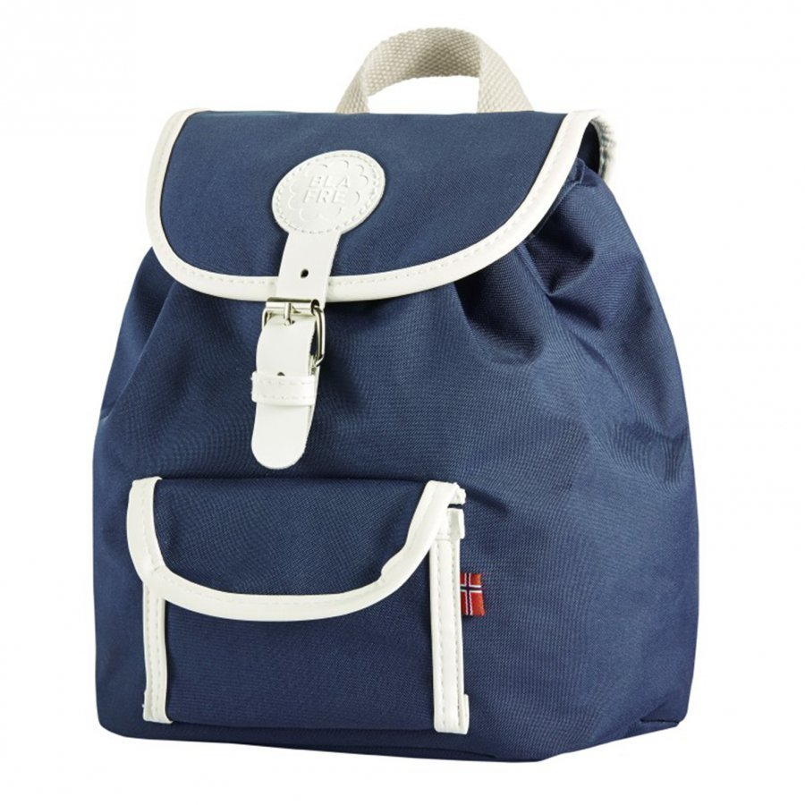Blafre Back Pack Dark Blue Reppu