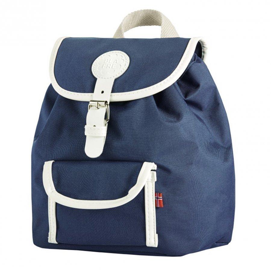 Blafre Back Pack Dark Blue Reppu
