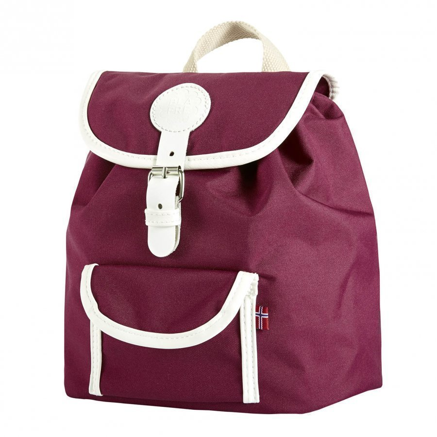 Blafre Back Pack Plum Red Reppu