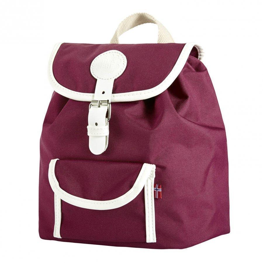 Blafre Back Pack Plum Red Reppu