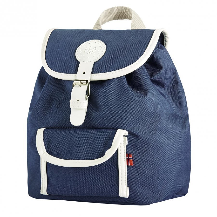 Blafre Backpack For Kids Dark Blue Reppu