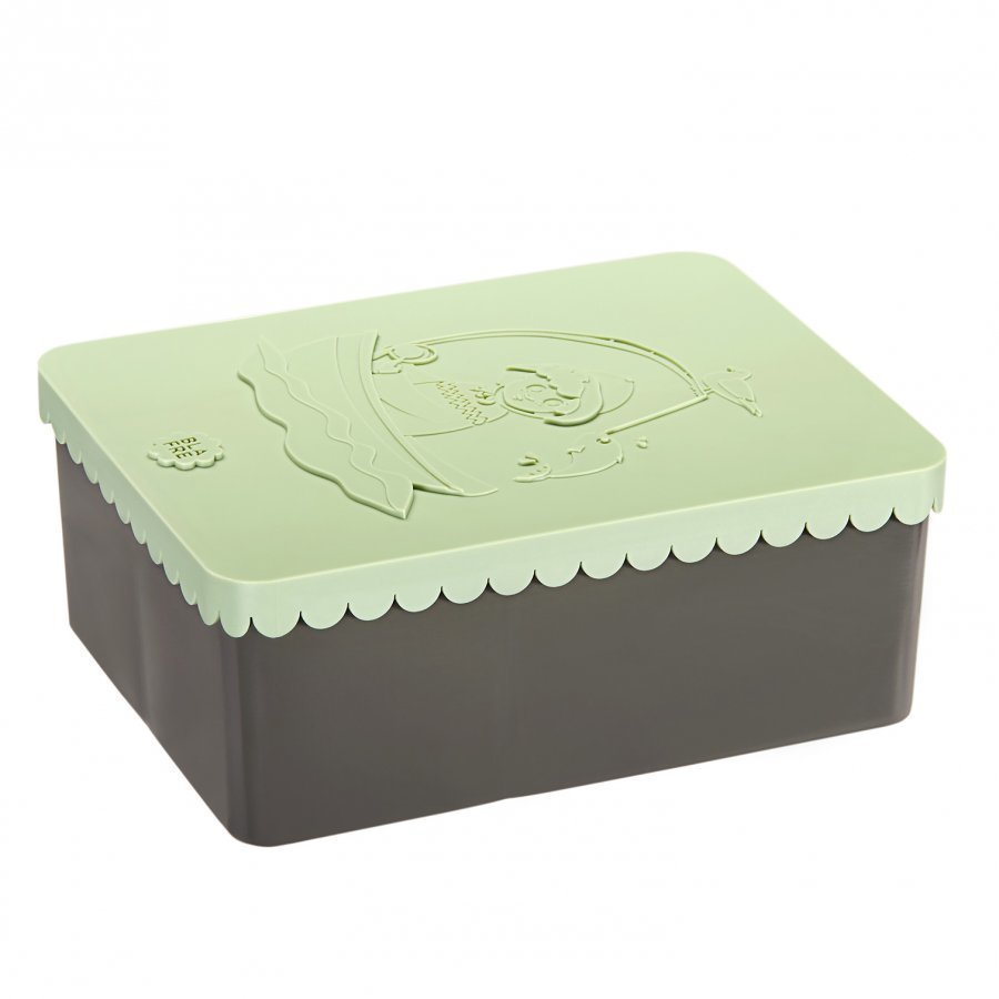 Blafre Lunch Box With 3 Compartments Coast Light Green Lounasrasia