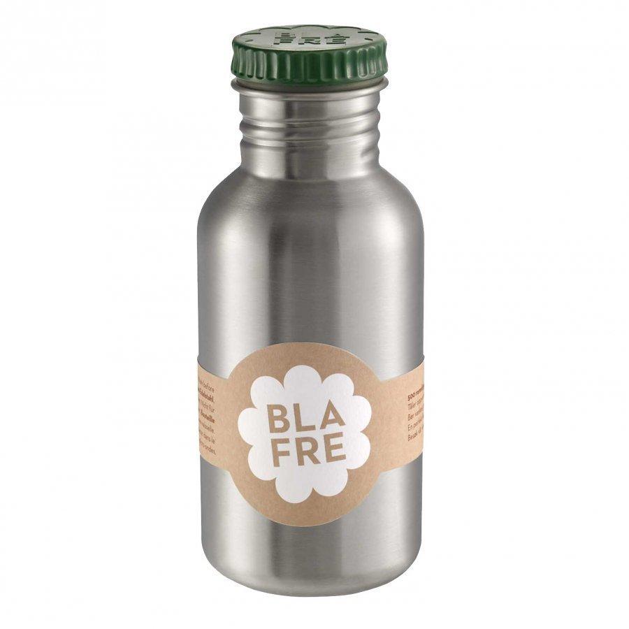Blafre Steel Bottle Green 500ml Pullo