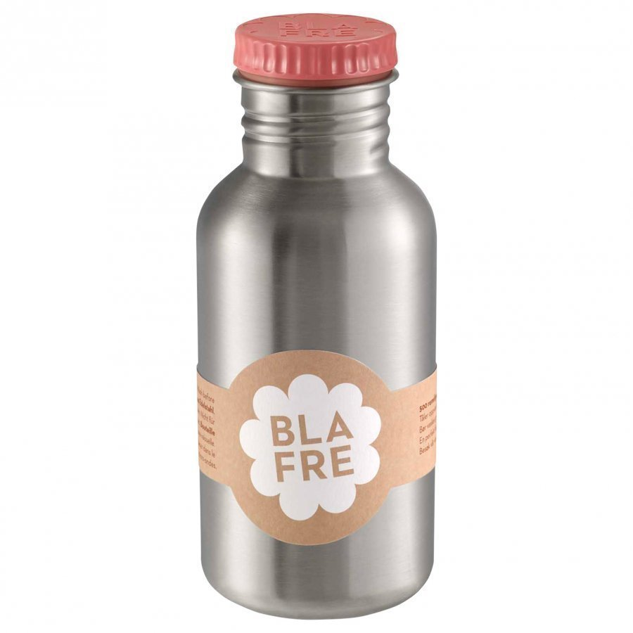 Blafre Steel Bottle Pink 500ml Termospullo