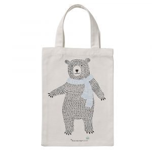 Bloomingville Kids Bear Laukku