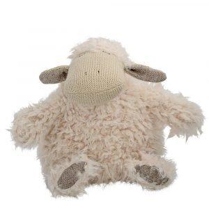 Bloomingville Lamb Lammas Pehmolelu Creme 27 Cm