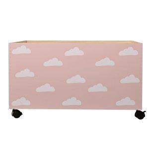Bloomingville Pink Clouds Säilytyslaatikko