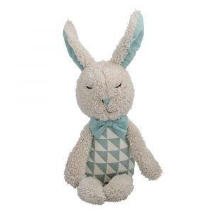 Bloomingville Rabbit Kani Valkoinen / Minttu 27 Cm
