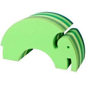 Bobles Elefantti Vihreä