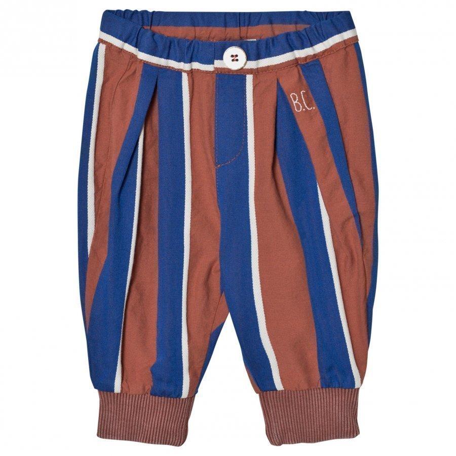 Bobo Choses Awning Stripes Baby Baggy Pants Chinos Housut