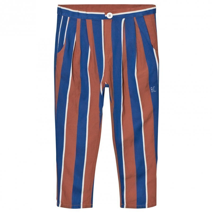 Bobo Choses Awning Stripes Baggy Trousers Chinos Housut