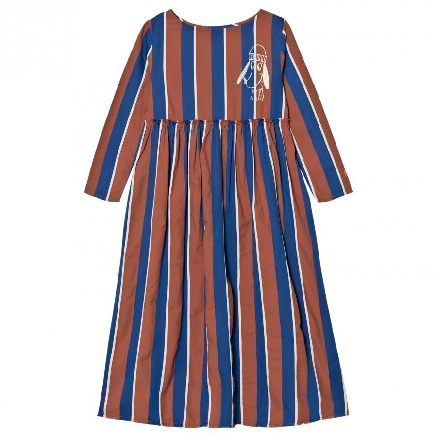 Bobo Choses Awning Stripes Princess Dress Mekko