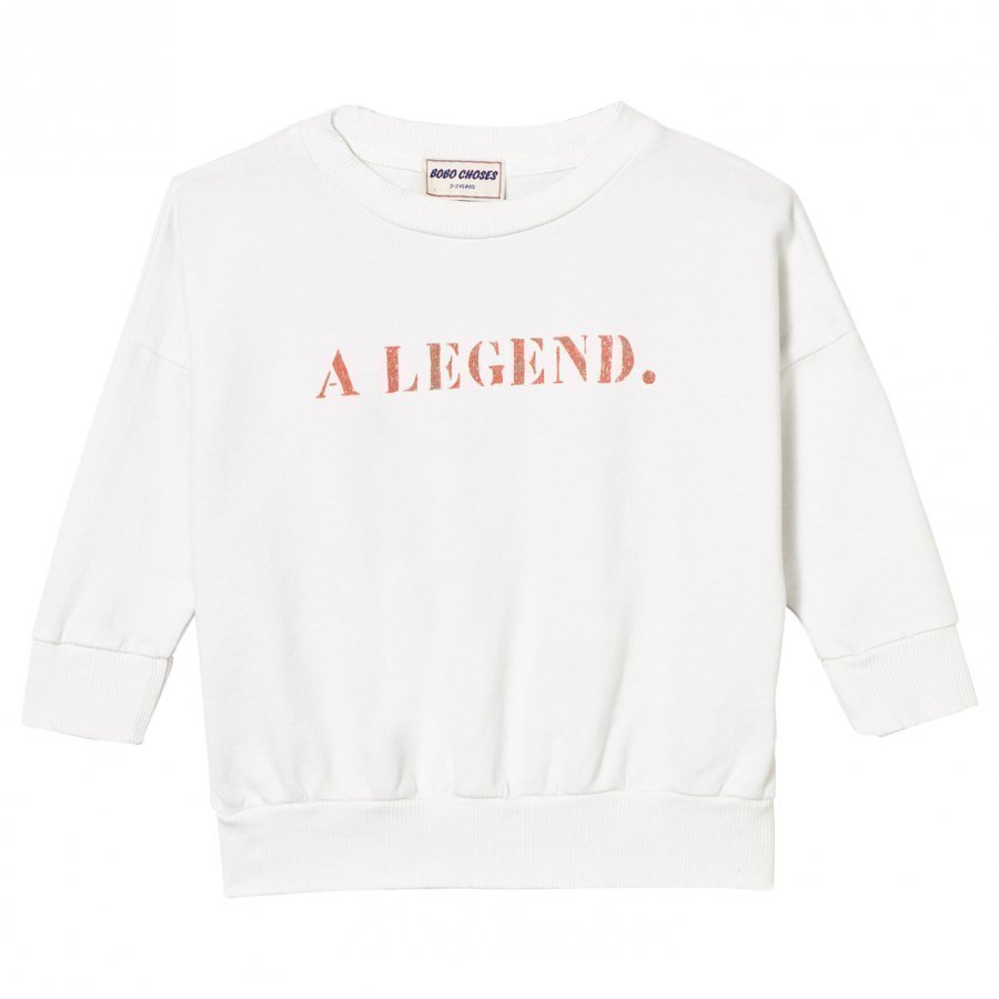 Bobo Choses B.C. Team Sweatshirt Off White Oloasun Paita