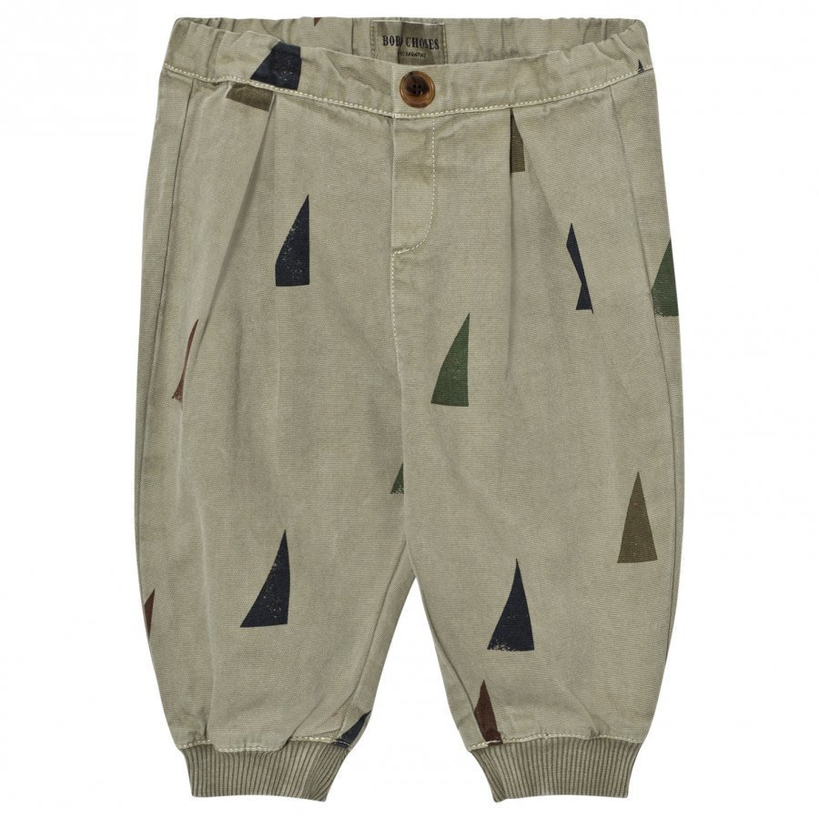Bobo Choses Baby Baggy Trousers Sails Chinos Housut
