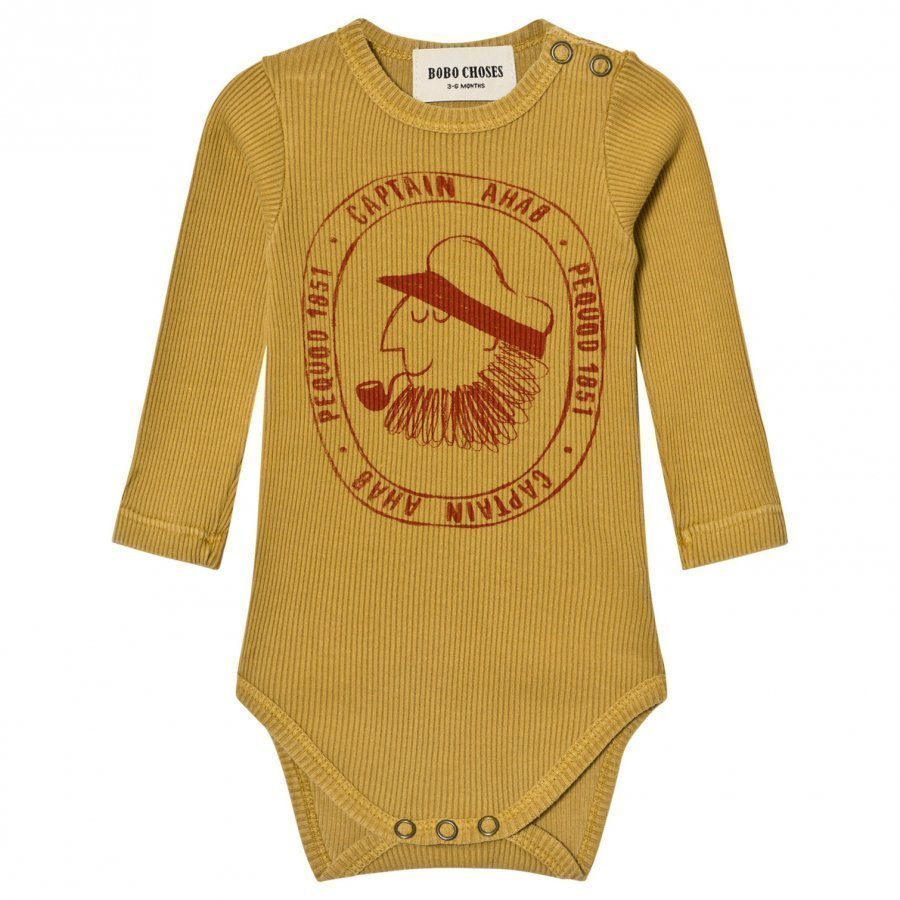 Bobo Choses Baby Body Captain Ahab Body