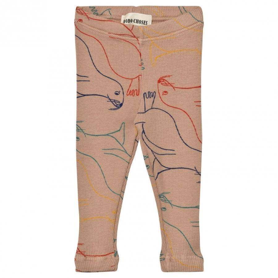 Bobo Choses Baby Leggings Otariinae Legginsit