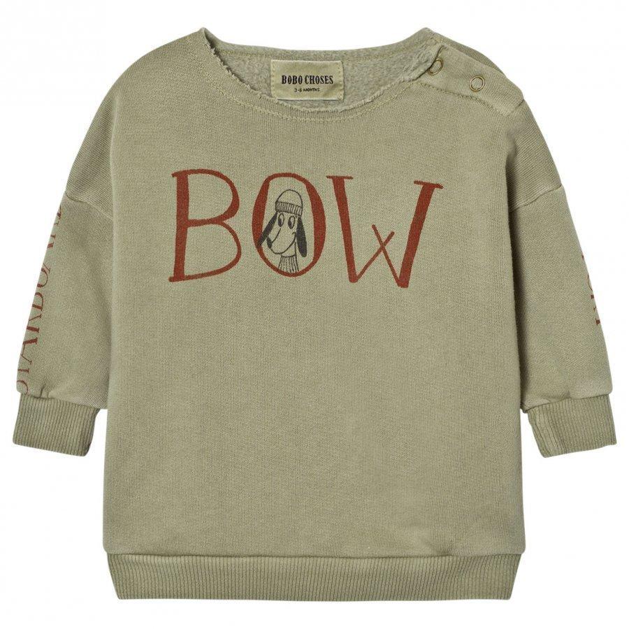Bobo Choses Baby Sweatshirt Bow Oloasun Paita