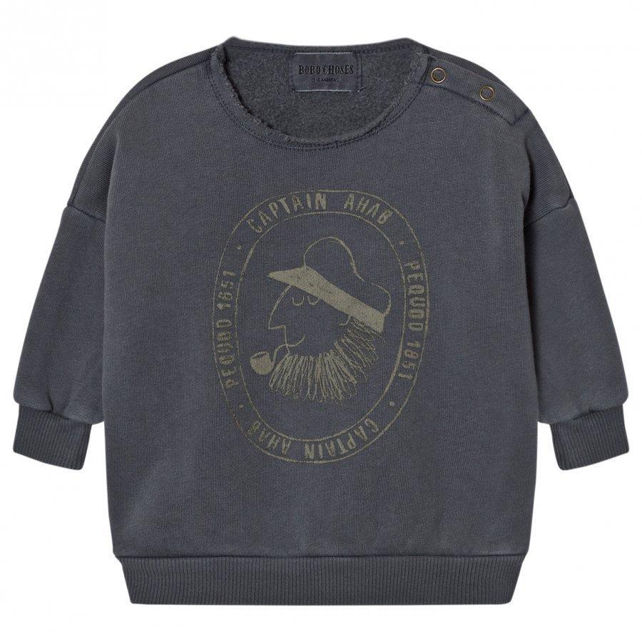 Bobo Choses Baby Sweatshirt Captain Ahab Oloasun Paita