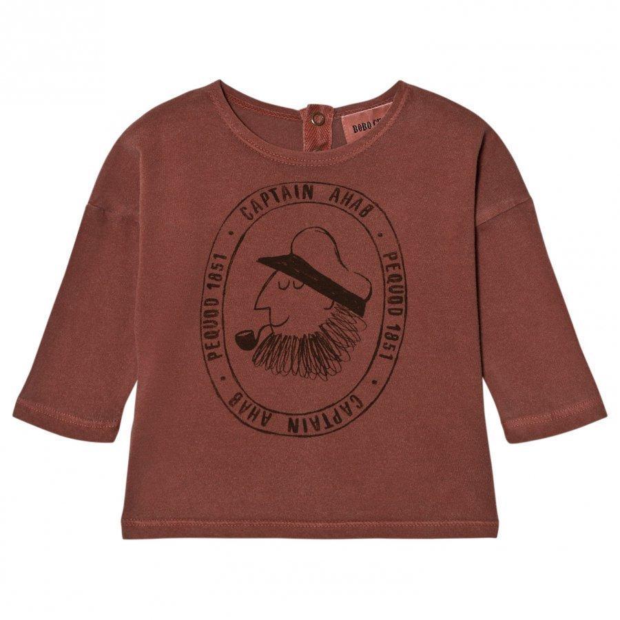 Bobo Choses Baby T-Shirt Captain Ahab Pitkähihainen T-Paita
