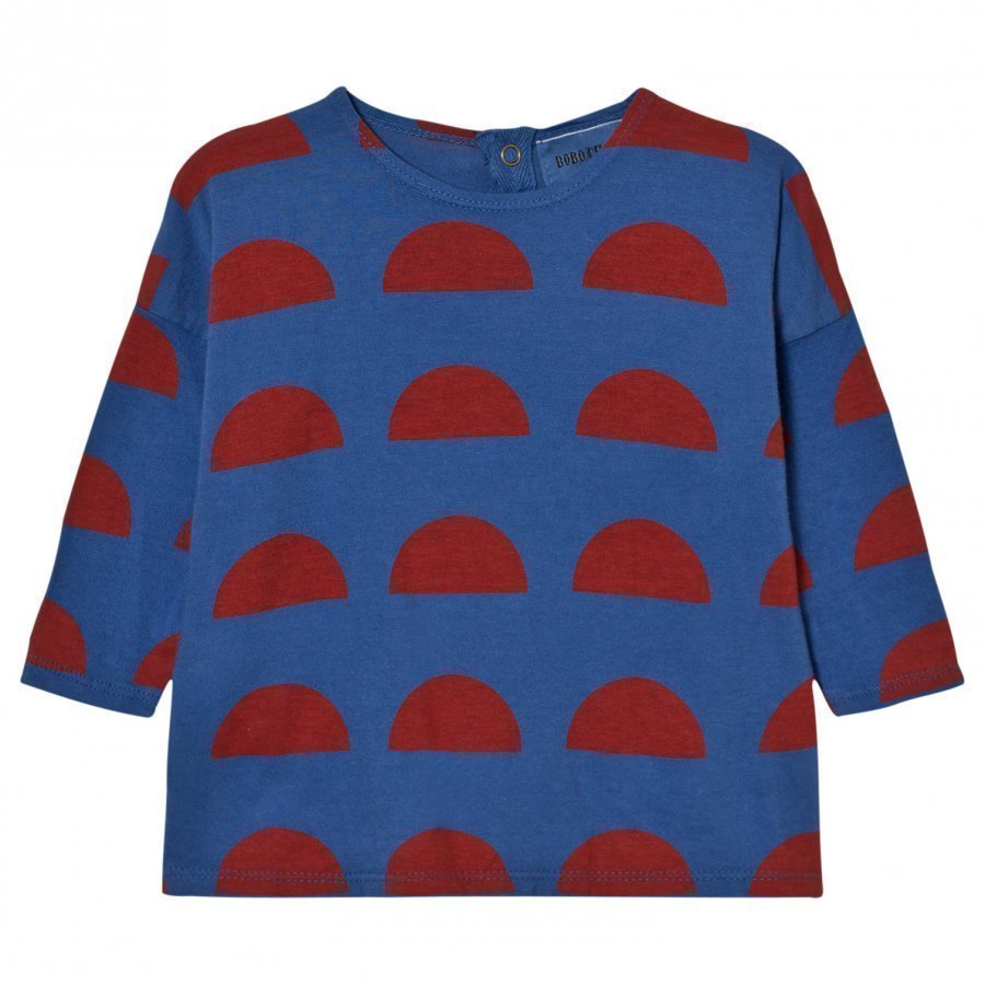 Bobo Choses Baby T-Shirt Crests Pitkähihainen T-Paita