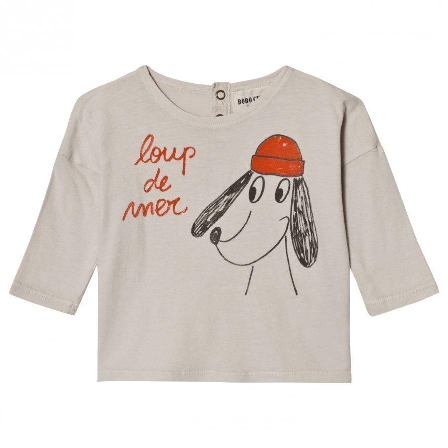 Bobo Choses Baby T-Shirt Loup De Mer Pitkähihainen T-Paita