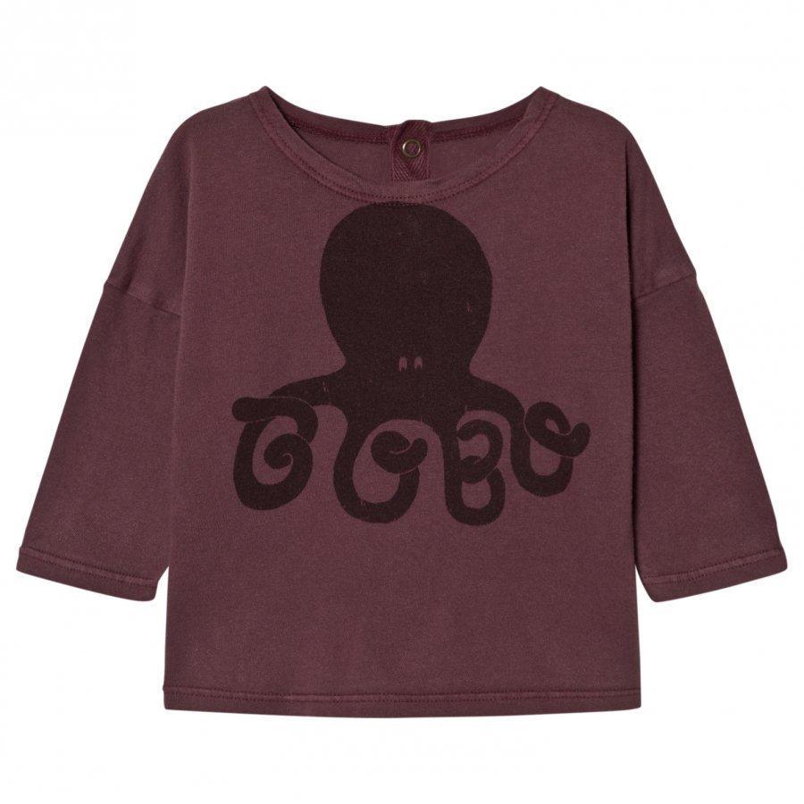 Bobo Choses Baby T-Shirt Octopus Pitkähihainen T-Paita