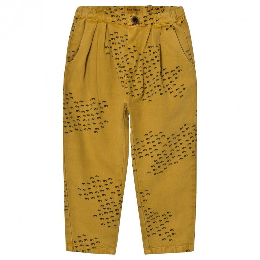 Bobo Choses Baggy Trousers Flocks Chinos Housut