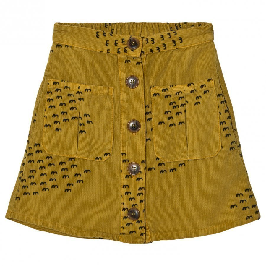 Bobo Choses Buttons Skirt Flocks Midihame