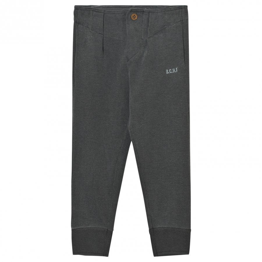 Bobo Choses Buttons Trousers Dark Slate Verryttelyhousut