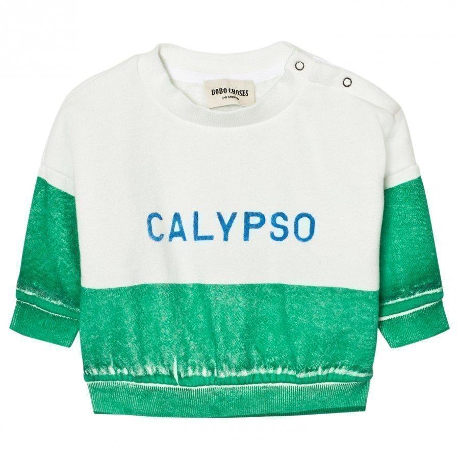 Bobo Choses Calypso Baby Boat Sweatshirt Oloasun Paita