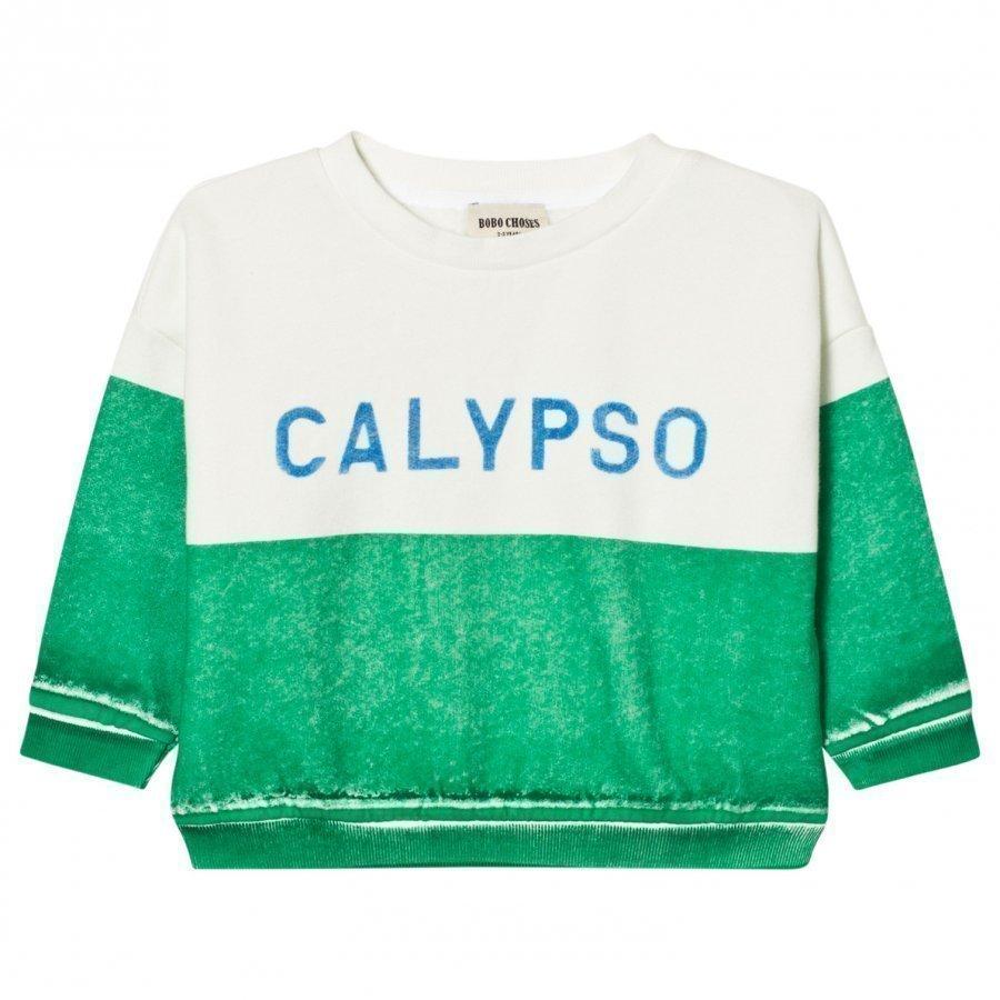 Bobo Choses Calypso Boat Sweatshirt Oloasun Paita
