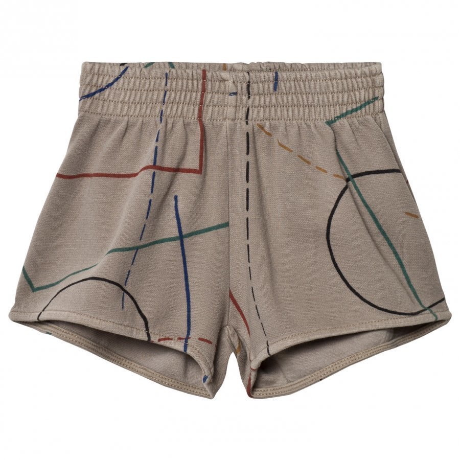 Bobo Choses Court Running Shorts Chateau Grey Oloasun Shortsit