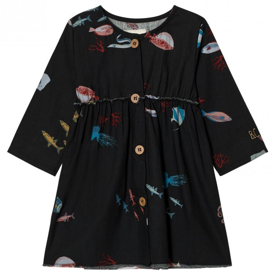 Bobo Choses Deep Sea Baby Princess Dress Mekko