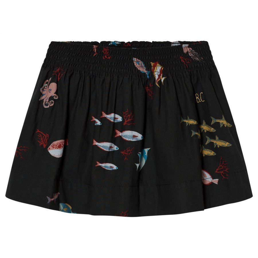 Bobo Choses Deep Sea Flared Skirt Midihame