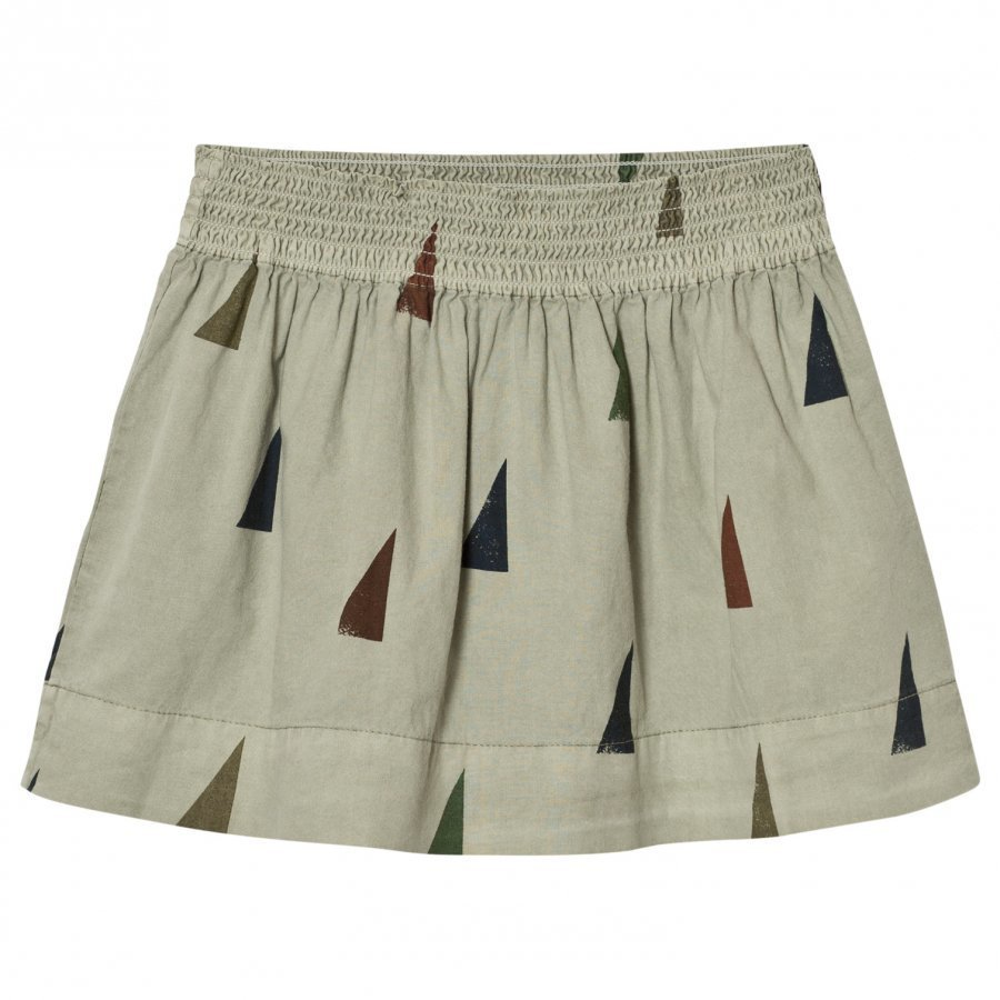 Bobo Choses Flared Skirt Sails Midihame