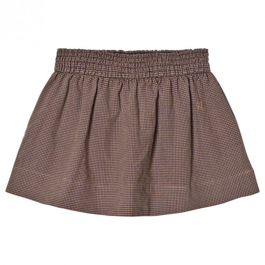 Bobo Choses Flared Skirt Vichy Midihame