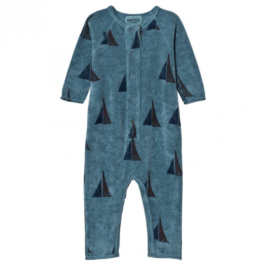 Bobo Choses Fleece One-Piece Alma S.B. Body