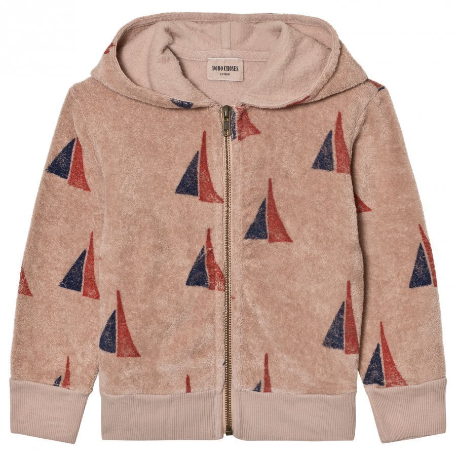 Bobo Choses Hooded Sweatshirt Alma S.B. Huppari