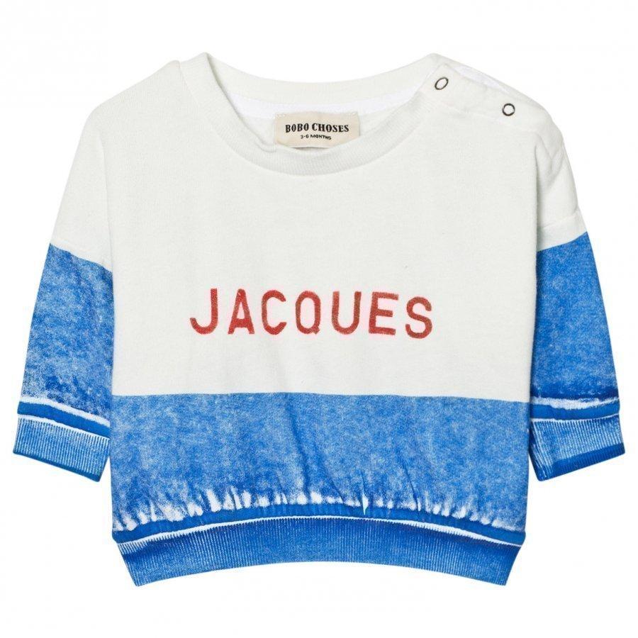 Bobo Choses Jacques Baby Boat Sweatshirt Oloasun Paita