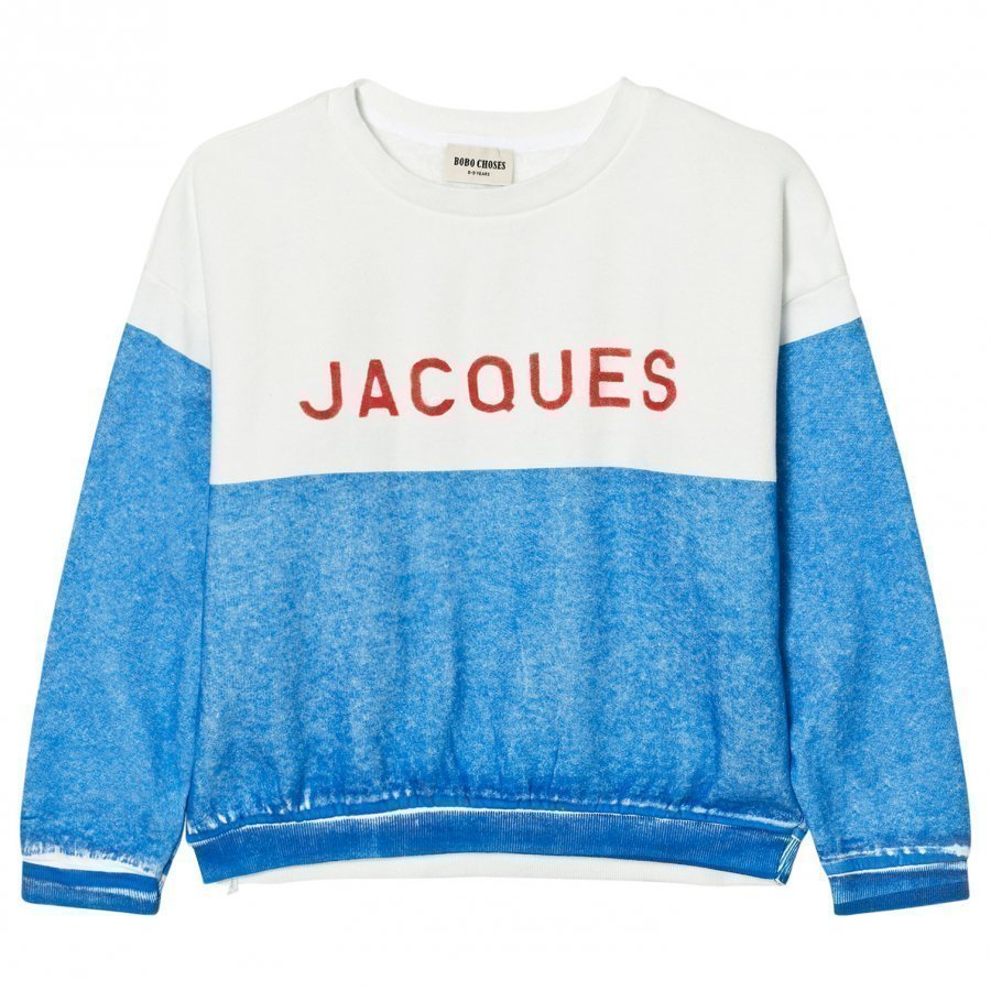 Bobo Choses Jacques Boat Sweatshirt Oloasun Paita