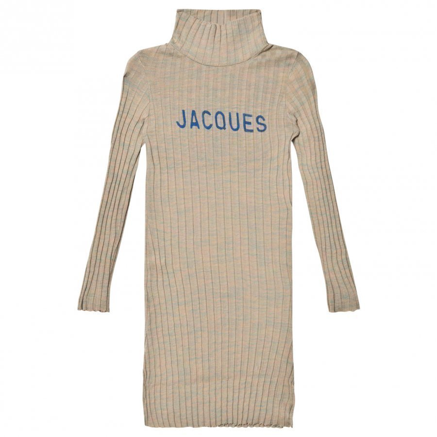 Bobo Choses Jacques Turtle Neck Dress Pikeemekko