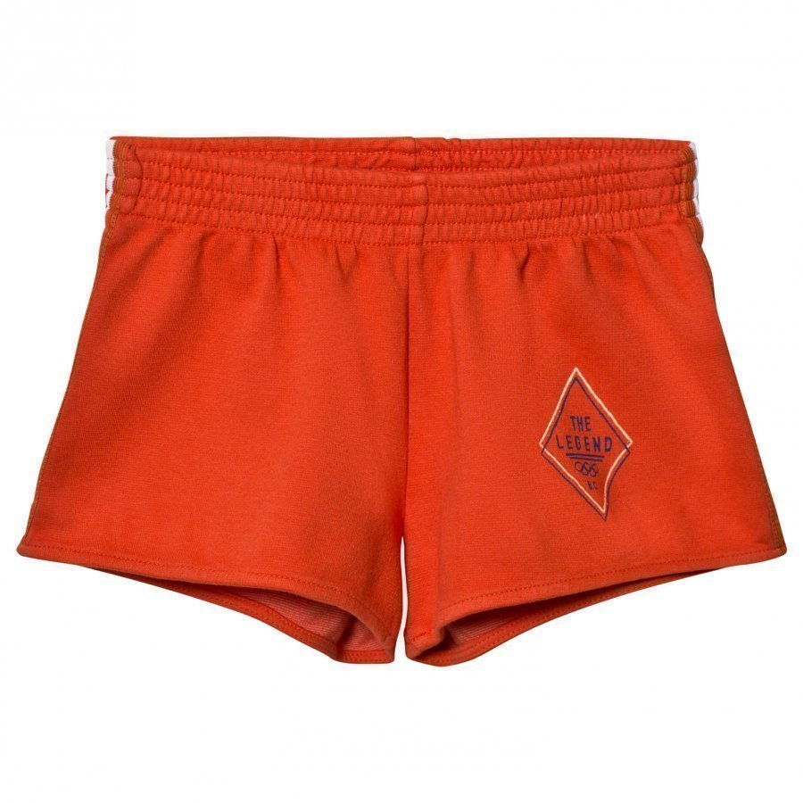 Bobo Choses Legend Running Shorts Red Clay Oloasun Shortsit