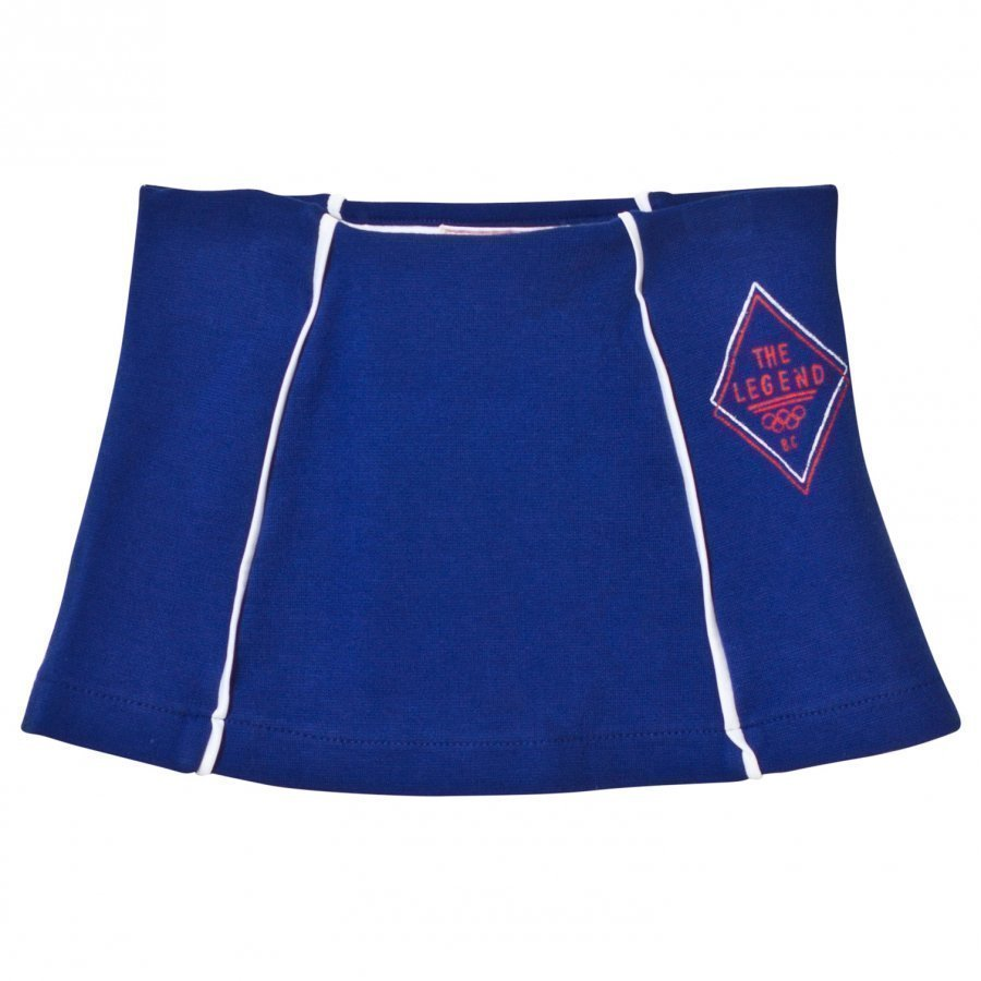 Bobo Choses Legend Tennis Skirt Mazarine Blue Lyhyt Hame