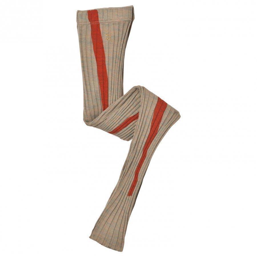 Bobo Choses Legging Stripe Rose Legginsit