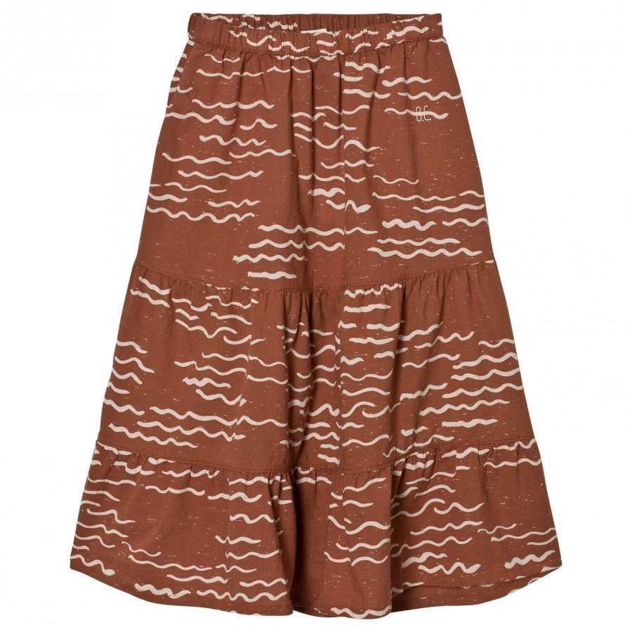 Bobo Choses Long Skirt Tide Maxihame