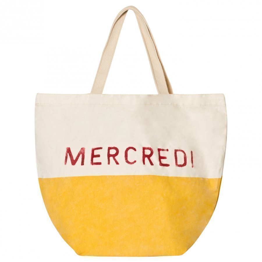 Bobo Choses Mercredi Petit Tote Bag Kassi