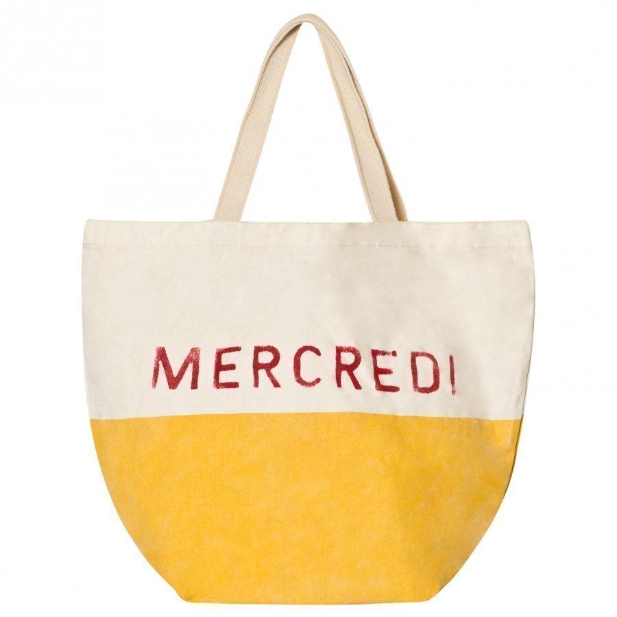 Bobo Choses Mercredi Petit Tote Bag Kassi